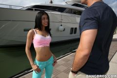 Veronica Rodriguez - Sexy Latina Veronica Rodriguez Gets Fucked Hard In Public (Thumb 06)